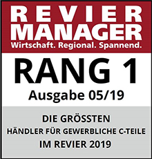 Größter C-Teile Anbieter in NRW