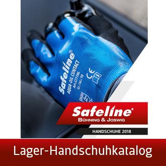Safeline Lager-Handschuhkatalog 2019
