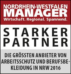 Größter Anbieter von Arbeitsschutz in NRW