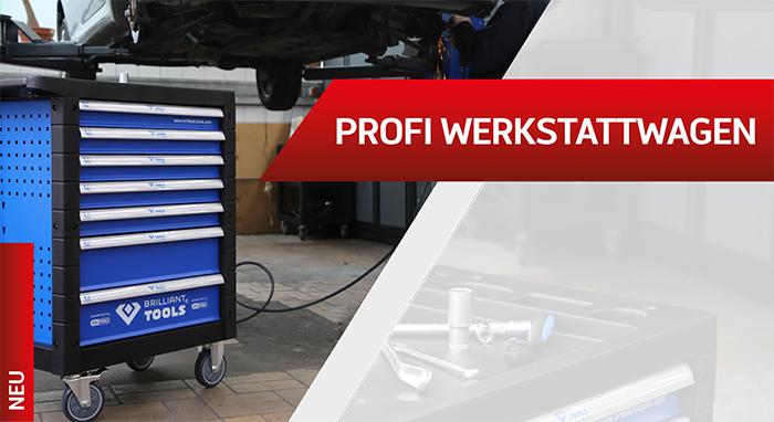 Werkstattwagen mit Werkzeugen Angebot
