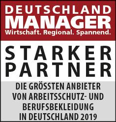 Größter Anbieter von Arbeitsschutz in Deutschland