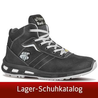 Safeline Lager-Schuhkatalog 2016