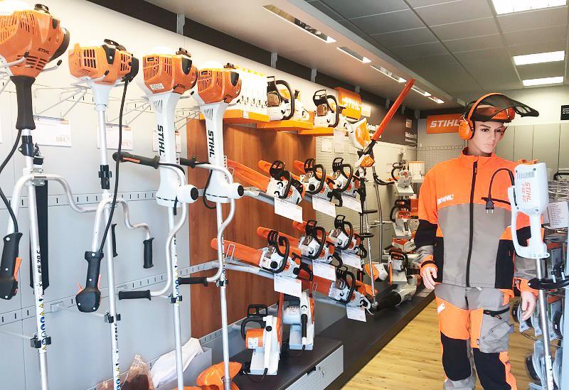 Stihl Fachhandel in Dortmund Kettensägen Ersatzteile Zubehör Reparatur Dienst