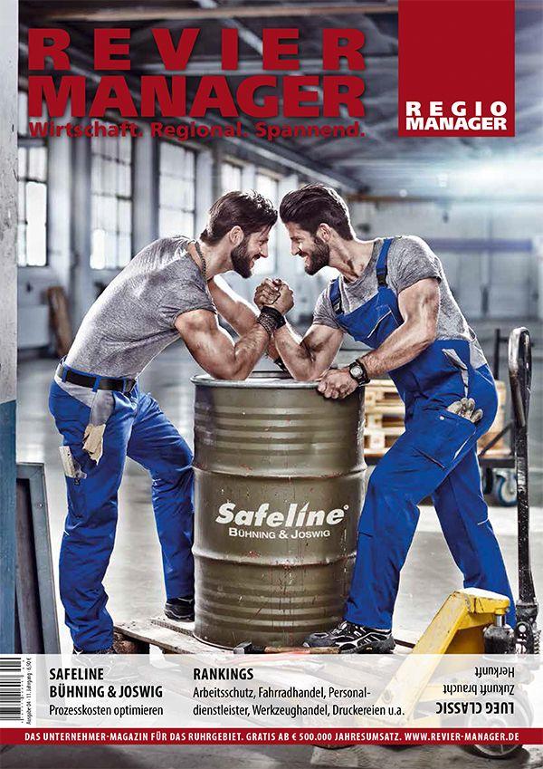 Wirtschaft Regional Reviermanager Safeline.de