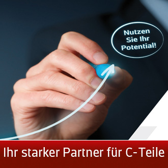 Safeline Ihr starker Partner f�r C-Teile Management