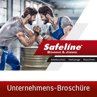 Safeline Unternehmensbroschüre