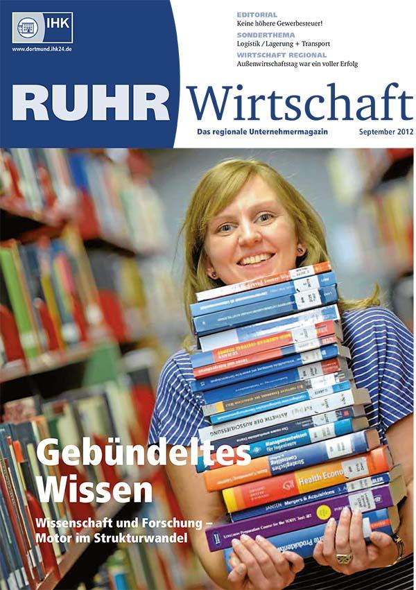 Rhein Ruhr Wirtschaft Safeline IHK Magazin