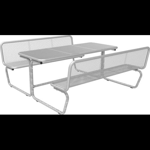 4053569778909 Bank Tisch Kombination M Beidstg Rückenlehne Angebot
